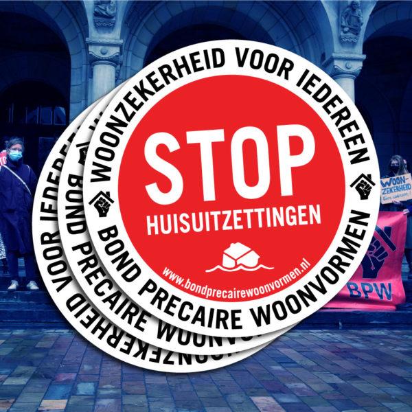 BPW Sticker